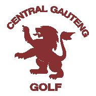 Central Gauteng Golf Union Logo