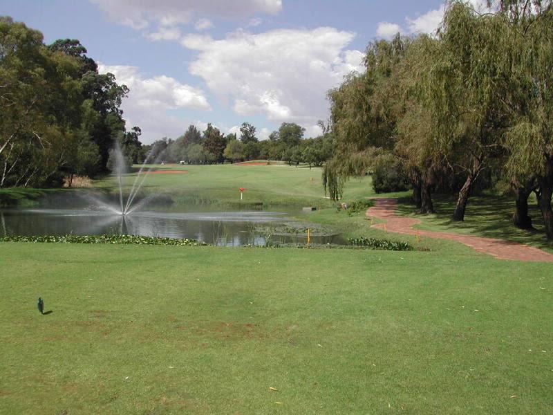 Goldfields West Golf