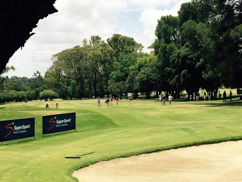 Huddle Park Golf Club