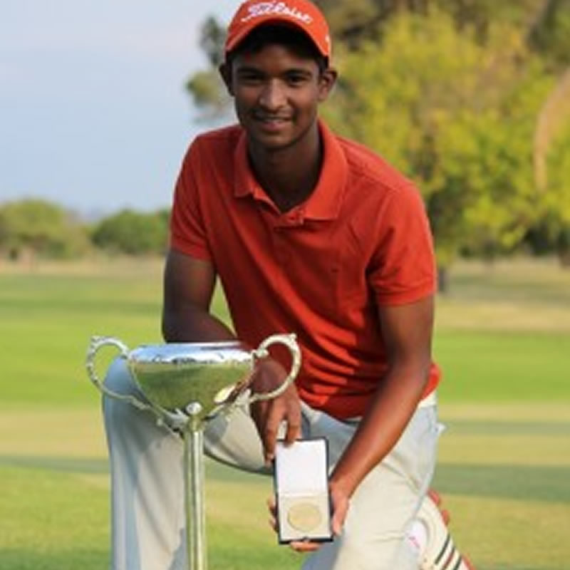 junior trophy player